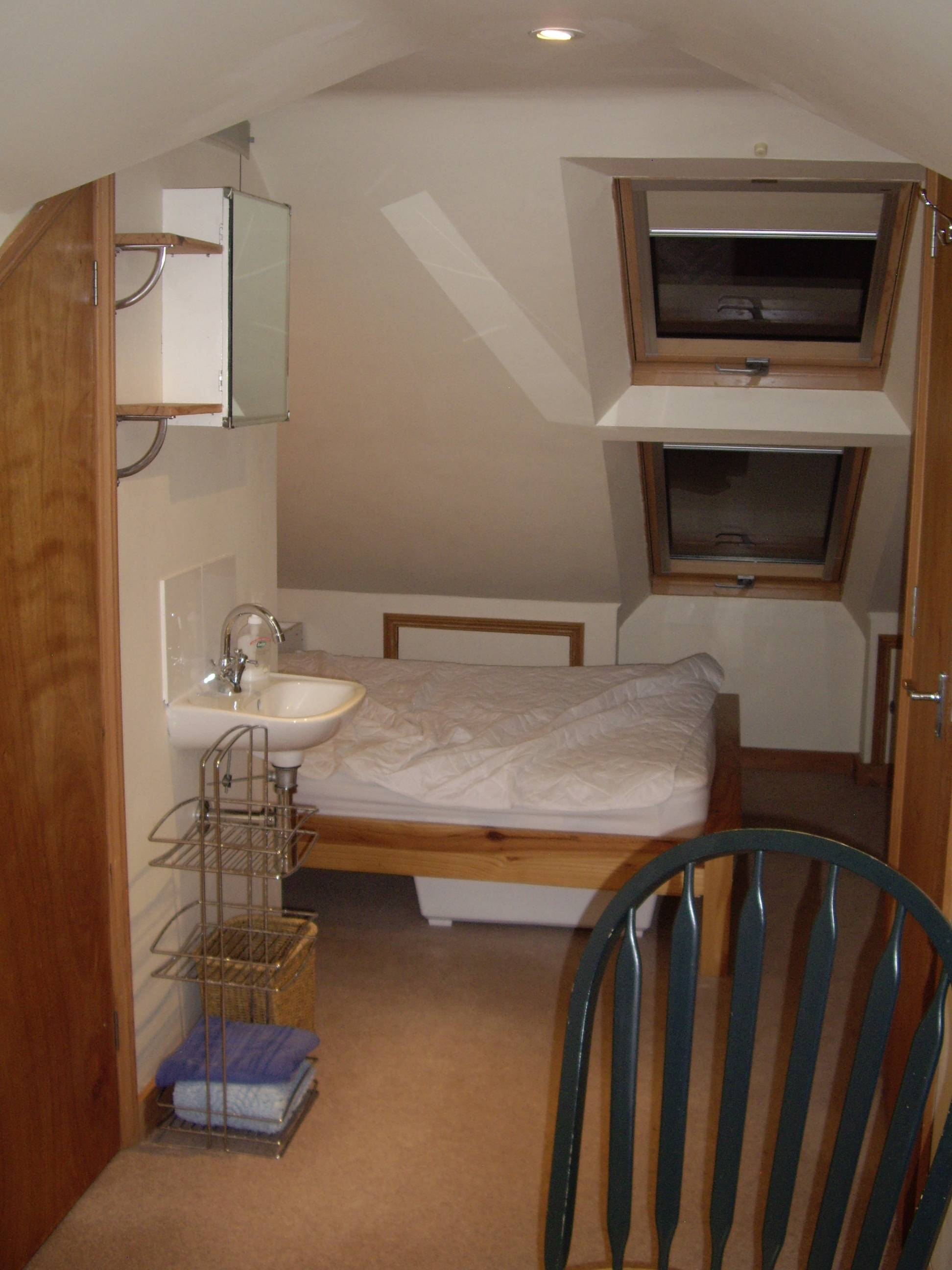 Rental room with en-suite