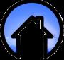 blue logo transparent