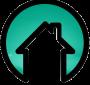 green logo transparent